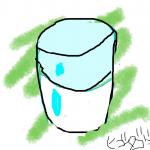 コップ牛乳